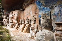 Bao Ding Mountain Circle de la vie Photos libres de droits