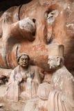 Bao Ding Mountain Circle de la vie Image libre de droits