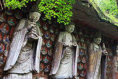 Bao Ding Mountain Circle di vita Fotografia Stock