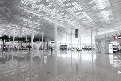 Bao'an International Airport Stock Photo