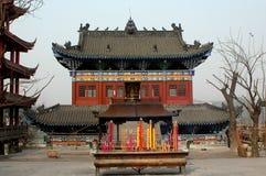Bao Lun Tempel Lizenzfreie Stockfotografie