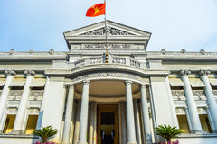 Bao Tang Thanh Pho Ho Chi Minh Royalty Free Stock Photo