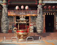 The Bao An Temple in Kaohsiung City Royalty Free Stock Image