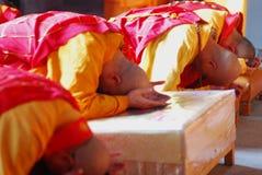 Bao tong temple Royalty Free Stock Photography