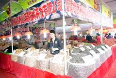 baoan покупка shenzhen празднества фарфора Стоковое Фото