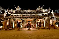 Baoan Temple Royalty Free Stock Images