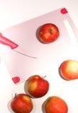 Baoard, manzana Imagenes de archivo