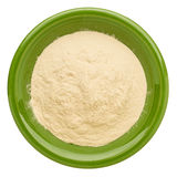 Baobab fruit powder Royalty Free Stock Photo