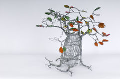 Baobabbaum Lizenzfreies Stockfoto