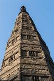 Baochu pagoda Royaltyfria Foton