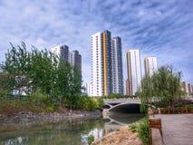 Baoding, Κίνα, τάφρος στοκ φωτογραφία με δικαίωμα ελεύθερης χρήσης