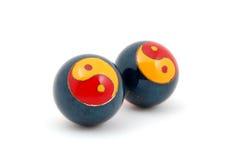 Baoding balls Royalty Free Stock Image