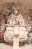 Baodingshan dazu Rock Carving Royalty Free Stock Photography
