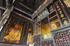 Baoguang Si Buddhist Temple. Royalty Free Stock Photo