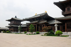 Baoshan Temple Shanghai China Royalty Free Stock Photos