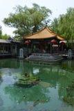 Baotu Spring in Jinan Stock Image