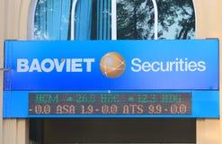 Baoviet Securities BVS Vietnamese insurance company