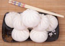 Baozi Stock Photo