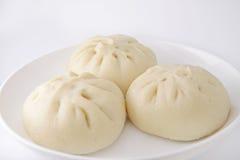 Baozi of China. A dish of Baozi of China Stock Image