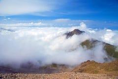 BAP en las nubes 1 Imagenes de archivo