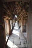 Baphuon świątynia, Angkor Thom miasto blisko Siem, Przeprowadza żniwa Zdjęcie Royalty Free