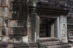 Baphuon Angkor Thom Royaltyfri Bild