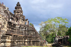 Baphuon in Angkor Wat Royalty Free Stock Images