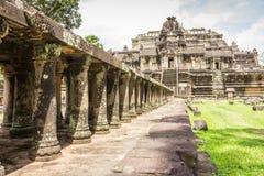 Baphuon-Tempel - Angkor Thom in Kambodscha Lizenzfreie Stockbilder