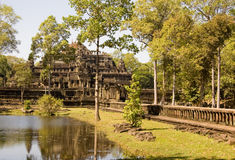Baphuon Temple, Angkor, Cambodia Royalty Free Stock Images