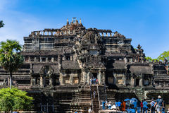 Baphuon temple Royalty Free Stock Photography