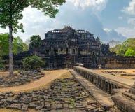 Baphuon Temple in Angkor Complex, Cambodia Stock Photo