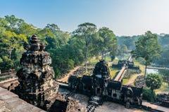 Baphuon temple angkor thom cambodia stock photography