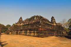 Baphuon temple, Angkor Thom City, Cambodia. Royalty Free Stock Photos