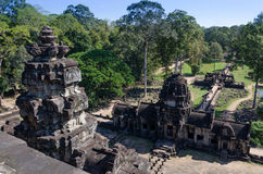 Baphuon temple in Angkor Thom, Siem Reap, Cambodia Royalty Free Stock Photo