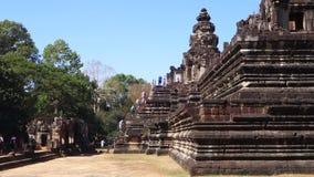 Baphuon temple stock video