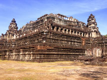 Baphuon temple in Siem Reap, Cambodia. Royalty Free Stock Image