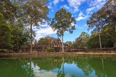 Baphuon temple - Angkor Wat - Siem Reap - Cambodia Stock Images