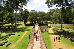 Baphuon temple Royalty Free Stock Photo
