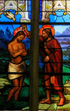 Baptism of Jesus by Saint John Royalty Free Stock Photos