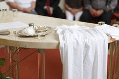 Baptism Royalty Free Stock Photography