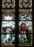 Baptism of the Lord Stock Photo