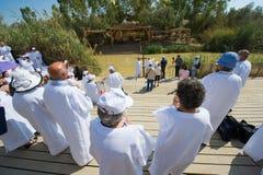 Baptismal ceremonie стоковые фотографии rf