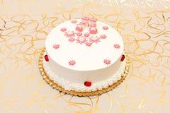 Baptist cake for girl Royalty Free Stock Photo