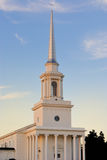Baptist Church Royalty Free Stock Photography