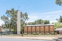 Baptist Church Bloemfontein Stockbilder