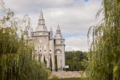 Baptist church Vinnytsya Royalty Free Stock Photography