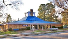 The Baptist Collegiate Ministry Center in Memphis, Tennessee. The Baptist Collegiate Ministry Center at the University of Memphis in Memphis Tennessee Stock Photo