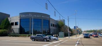 Baptist Hospital Heart Institute, Memphis Tennessee Fotografía de archivo