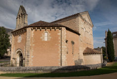 Baptistere Saint-Jean  Baptistery of St. John  Poitiers. Oldes Royalty Free Stock Photography