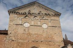 Baptistere Saint-Jean  Baptistery of St. John  Poitiers. Oldes Royalty Free Stock Photos